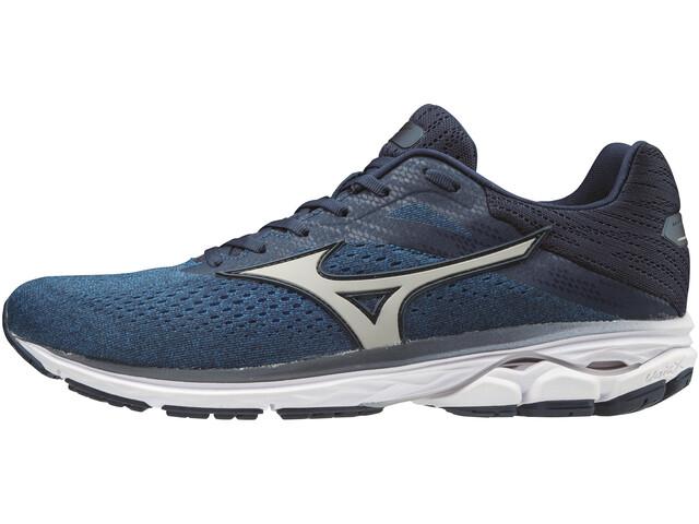 Mizuno Wave Rider 23 Running Shoes Men, campanula/vapor blue/dress bluees